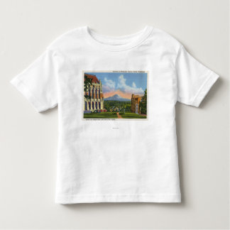 Seattle, Washington - University of Washington Toddler T-shirt