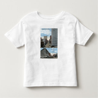 Seattle, Washington - View of 2nd Toddler T-shirt