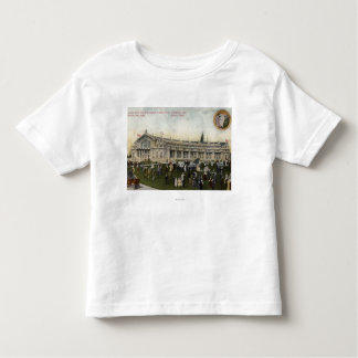 Seattle, Washington - View of Agricultural Toddler T-shirt