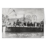 Seattle Washington World's Fair Greeting Card