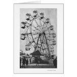 Seattle, WashingtonYukon-Pacific Expo Ferris Card