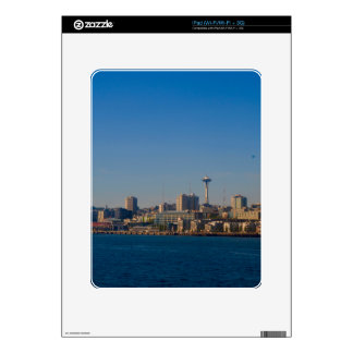 Seattle Waterfront/SpaceNeedle iPad Skin