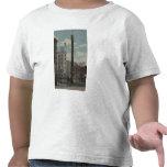 Seattle, WATotem poste en el cuadrado pionero Camiseta
