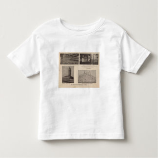 Seattle's enterprise, culture toddler t-shirt