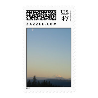 Seattles Touch Postage Stamp