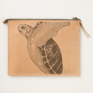 Seaturtle Travel Pouch
