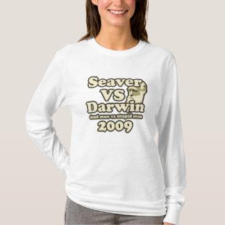 Seaver Vs Darwin Day 2009 T-Shirt