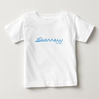 Seaview Hotel Baby Shirt