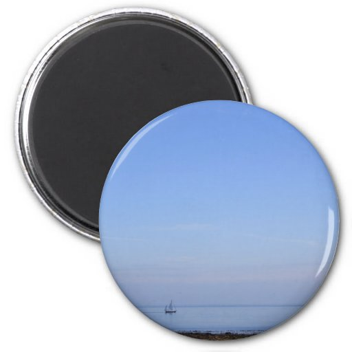 Seaview with Boat Fridge Magnets