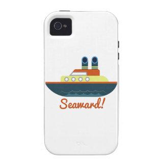 Seaward Vibe iPhone 4 Cases