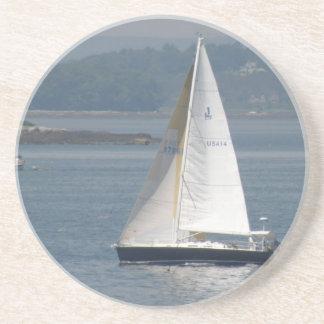 Seaward Sailboat Coaster