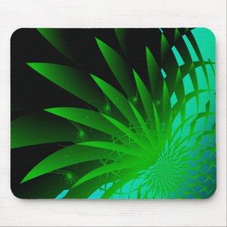 Seaweed 3 mouse pad