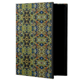 Seaweed camouflage iPad air case