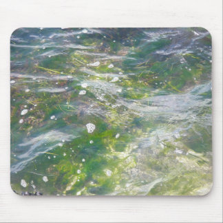 Seaweed Garden Under Water Mousepad
