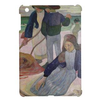 Seaweed Gatherers, 1889 Case For The iPad Mini