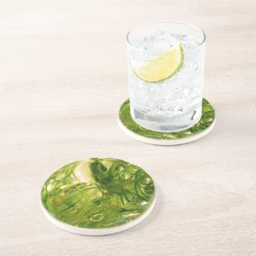 Beach Themed Seaweed Globe Coaster
