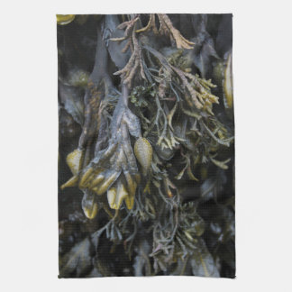 Seaweed. Hand Towel