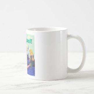 Seaweed! Classic White Coffee Mug