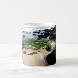 Seaweed on a Beach Mug