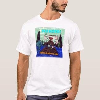 Seaweed on Neptune T-Shirt