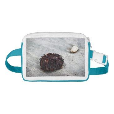 Beach Themed Seaweed Roots Waist Bag