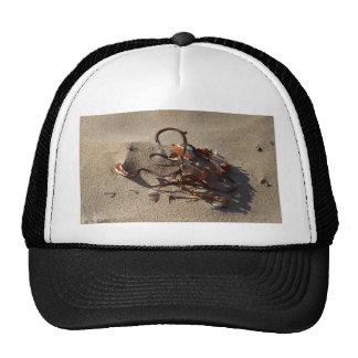 Seaweed Sand Beaches Trucker Hat