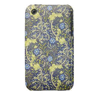 Seaweed vintage william morris iphone 3G case iPhone 3 Covers