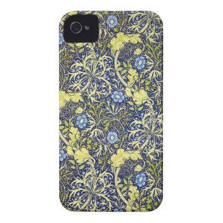 Seaweed vintage william morris iphone 4 case