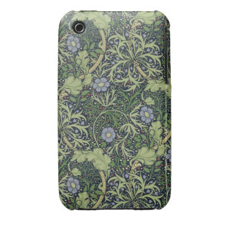 Seaweed Wallpaper Design, printed by John Henry De Case-Mate iPhone 3 Case