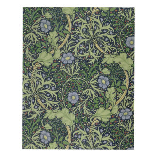 Seaweed Wallpaper Design, printed by John Henry De Panel Wall Art