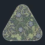 "Seaweed Wallpaper Design, printed by John Henry De Speaker<br><div class=""desc"">Image:136082  Seaweed Wallpaper Design,  printed by John Henry Dearle (1860-1932),  1901 (wallpaper). Morris,  William (1834-96). Private Collection,  The Stapleton Collection.  Art,  Fine Art.</div>"