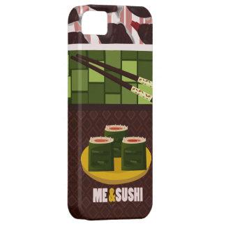 Seawees sushi iphone5 iPhone SE/5/5s case