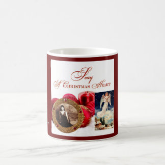 SEAY A Christmas Heart Coffee Mug