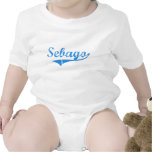Sebago Maine Classic Design Baby Bodysuits