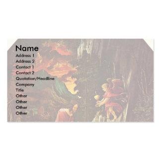 Sebastian Altar Of Augustinian Monastery Business Cards