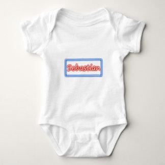 Sebastian Baby Bodysuit