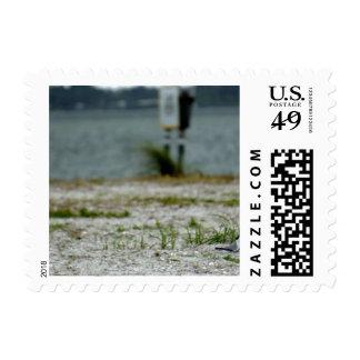 Sebastian Inlet Sanctuary Stamp