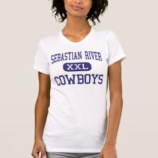 Sebastian River Cowboys Middle Sebastian Tshirt
