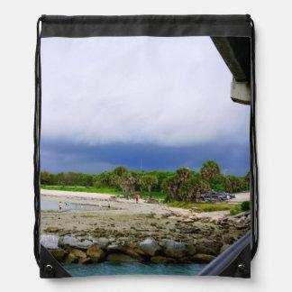 Sebastian Storm Drawstring Backpack
