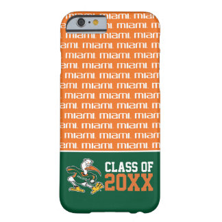Sebastian with Class Year Barely There iPhone 6 Case