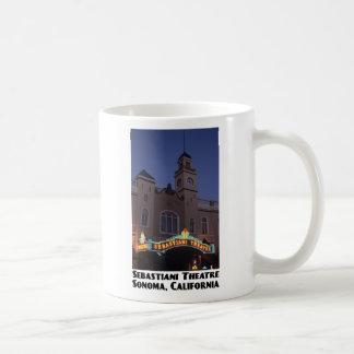 Sebastiani Theatre Mug