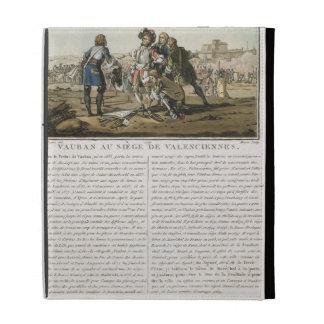 Sebastien le Prestre de Vauban (1633-1707) at the iPad Folio Cover