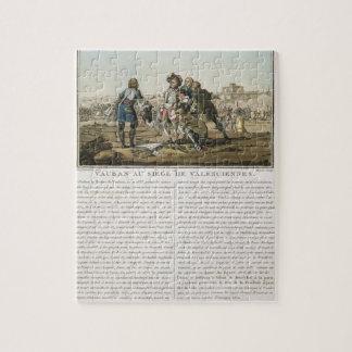 Sebastien le Prestre de Vauban (1633-1707) at the Puzzle