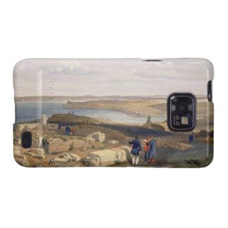 Sebastopol de Chersonese viejo, placa 'del SE Samsung Galaxy S2 Carcasas