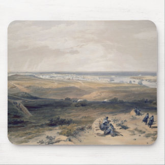 Sebastopol from the East, plate from 'The Seat of Mouse Pad