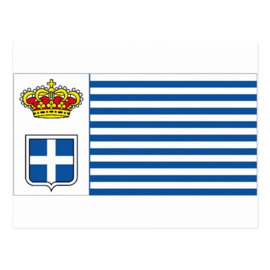 Seborga Flag Postcard