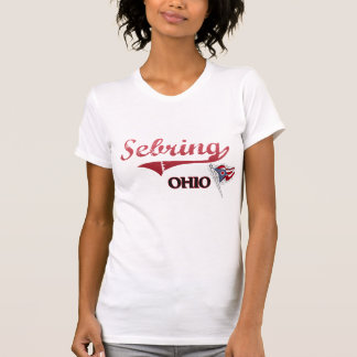 Sebring Ohio City Classic Tee Shirt