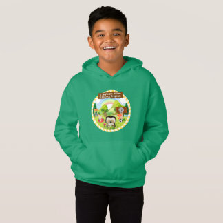 SEBRSD B/ASP Youth Hoodie (Front) (Color Options)