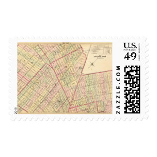 Sec 5 Brooklyn map Postage