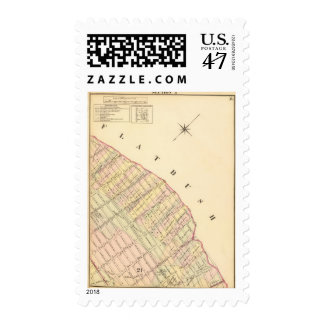 Sec 8 Brooklyn map Stamp